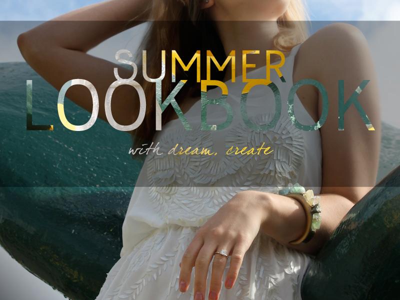 Summer Lookbook: Antonio Berardi Inspired